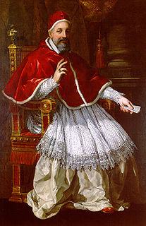 Pope Urban VIII 17th-century Catholic pope