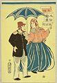 Utagawa Yoshitora (1860) English Couple.jpg