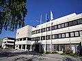 Uusikaarlepyy town hall 2017.jpg