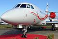 VH-WIO Dassault Falcon 2000LX Balmoral Air (6486182627).jpg