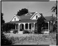 VIEW LOOKING EAST-NORTHEAST - Villa Miramonte, 17860 North Monterey Road, Morgan Hill, Santa Clara County, CA HABS CAL,43-MORHI,3-3.tif