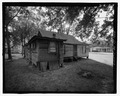 VIEW OF REAR LOOKING SOUTH - 830 Short Bewick Street (House), Waycross, Ware County, GA HABS GA-2227-4.tif