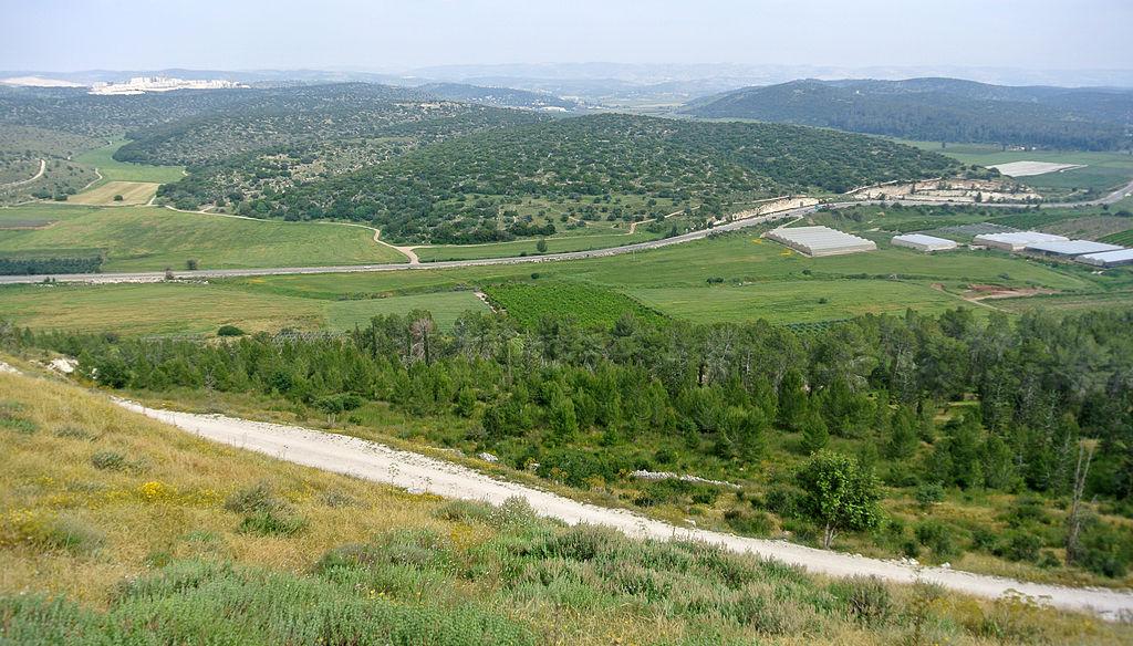 Valley of Elah from Tel Azeka.jpg
