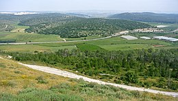 Valley of Elah from Tel Azeka.jpg