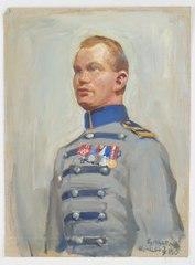 Regent Mannerheim's batman Gustaf Hagenau