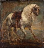 Van Dyck, Sir Anthony - A Grey Horse - Google Art Project.jpg