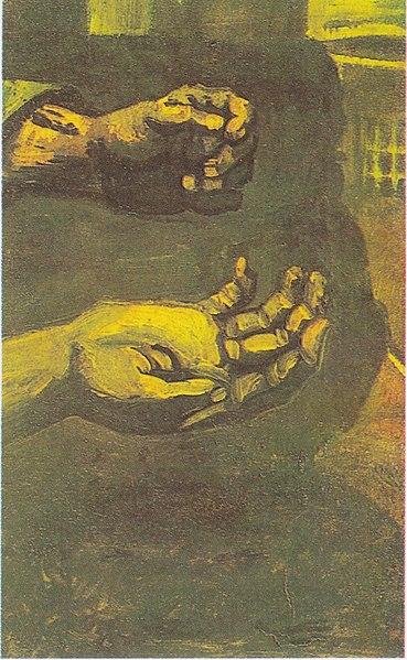 File:Van Gogh - Zwei Hände.jpeg
