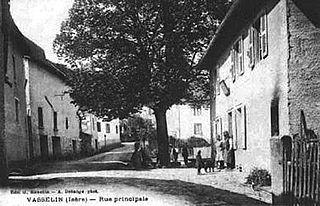 Vasselin Commune in Auvergne-Rhône-Alpes, France