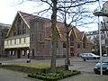 Veeartsenijstraat Paardenkathedraal Utrecht Nederland.JPG