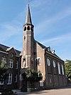 velp rijksmonument 515527 kapel zusterklooster basilius van bruggelaan 2