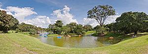 Roberto Burle Marx - Parque del Este, Caracas