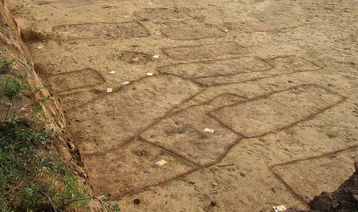 grave field wikipedia
