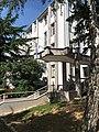 Veroljub Atanasijevic Court Arandjelovac Serbia 1972 Detail View.jpg
