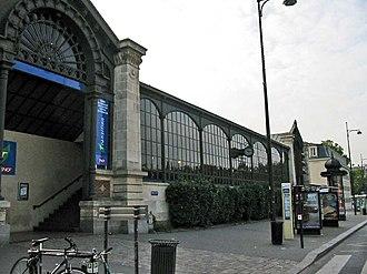 Versailles-Château–Rive Gauche station - Image: Versailles Rive gauche 03