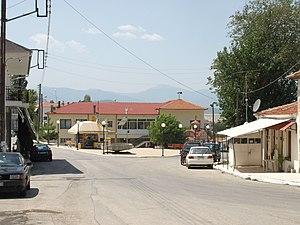 Vevi - Centre of Vevi