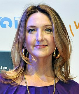 Victoria Derbyshire British journalist