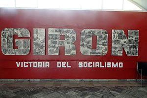 Playa Girón - Image: Victory os Socialism