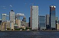 View of Canary Wharf from the Thames. London.jpg