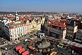 View of Prague from the top of the Old Town Hall Tower (4) (26223126401).jpg