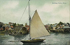 View of Waterfront, Boothbay Harbor, ME.jpg