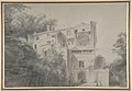 View of the Palazza Madama, Rome (?) MET DP809676.jpg