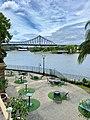 Views from rear terrace of Customs House, Brisbane, Queensland.jpg