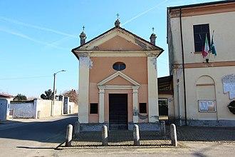 Villa Biscossi - Image: Villa Biscossi Santi Gervasio Protasio 3