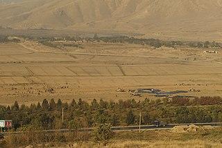 Puli Khumri District