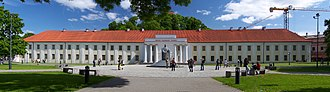 National Museum of Lithuania - The New Arsenal in Vilnius Castle Complex