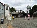 Vinohrady, Bělehradská, rekonstrukce TT, most u nádraží.jpg