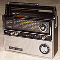 Vintage Sony Multi-Band Radio, Model TFM-8000W, 6 Bands, Flawless Condition, Made In Japan, Circa 1975 (13253829104).jpg