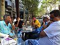 Viquitrobada 2012 in Sabadell, Catalonia.jpg