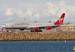 Virgin Atlantic Airways Airbus A340-600 SYD Zhao.jpg