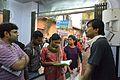 Visitors Interaction - Wikimedia Stall - 38th International Kolkata Book Fair - Milan Mela Complex - Kolkata 2014-02-09 8839.JPG
