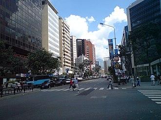 Chacao Municipality - Francisco de Miranda Avenue