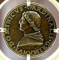 Vittor gambello detto camelio, medaglia di domenico grimani con la teologia e la filosofia 01.jpg