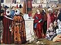 Vittore carpaccio, predica di s. stefano a gerusalemme, da scuola di s. stefano a ve, 1514 ca. 04.JPG