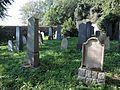 Vlachovo Březí, židovský hřbitov, náhrobky, 09.jpg