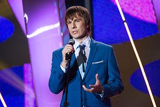 Junior Eurovision Song Contest - Vladislav Yakovlev, EBU executive supervisor from 2013 to 2015