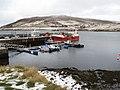 Voe harbour - geograph.org.uk - 1060933.jpg