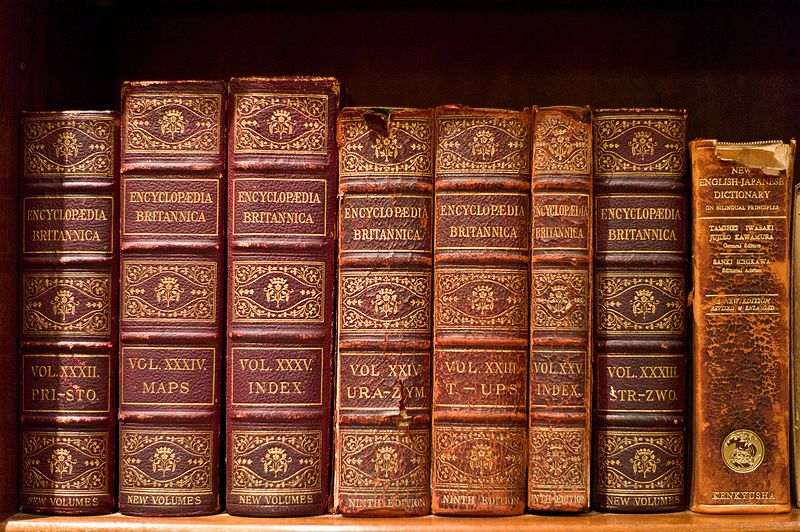 File:Volumes of the Encyclopædia Britannica (9th edition, 1875–1889).jpg