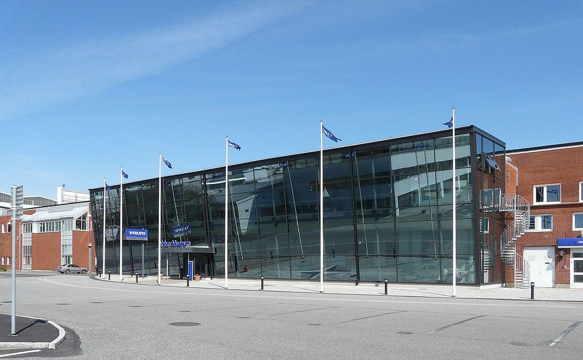 Volvo Museum - Wikipedia