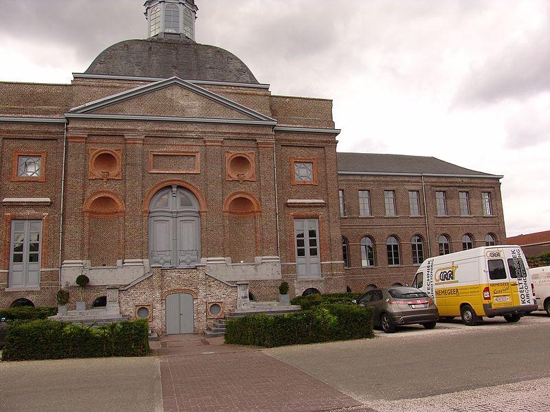 Voorfacade Godshuis