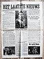 "Voorpagina Vlaams dagblad ""Het Laatste Nieuws"" 5 September 1944.jpg"