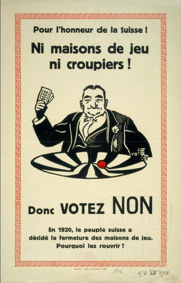 Votation Kursaals 1928