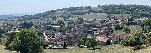 Photo de la ville Lompnas