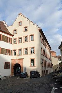 Würzburg, Kardinal-Döpfner-Platz 5, 001.jpg
