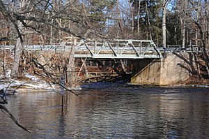 Hamilton Township, Atlantic County, New Jersey - Weymouth Road Bridge