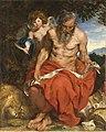 WLANL - Quistnix! - Museum Boijmans van Beuningen - Heilige Hieronymus, Antoon van Dijk, zonder lijst.jpg