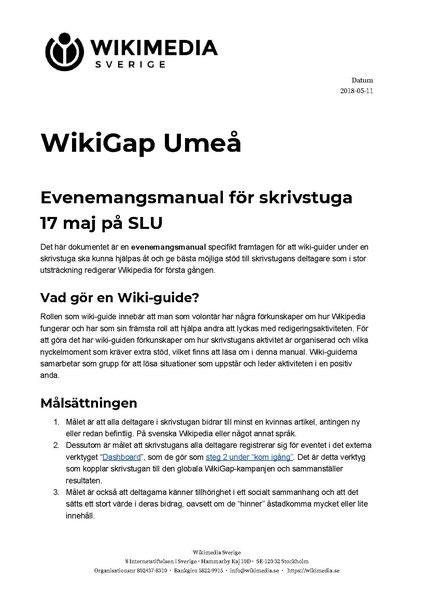 File:WMSE Exempel evenemangsmanual för volontärer.pdf